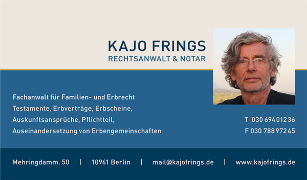 KaJo Frings - Rechtsanwalt & Notar