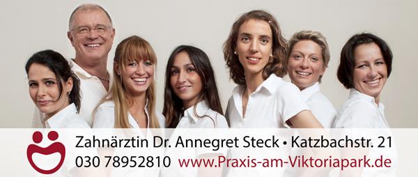 Praxis am Viktoriapark Dr. Steck & Partner