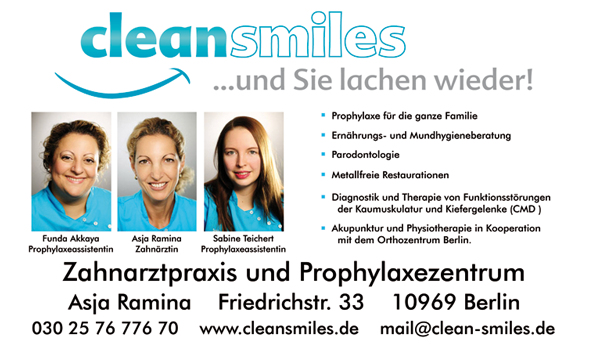 Clean Smiles
