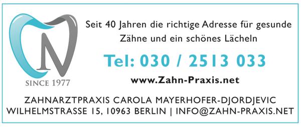 Zahnarztpraxis Mayerhofer