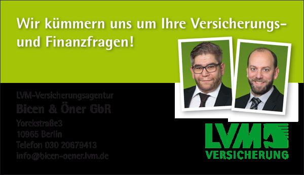 LVM Versicherungsagentur Bicen & Öner GbR