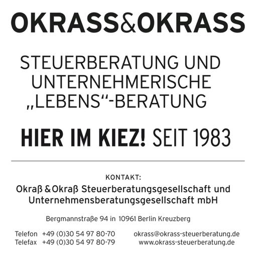 OKRASS & OKRASS  Steuerberatungsgesellschaft & Unternehmensberatungsgesellschaft mbH