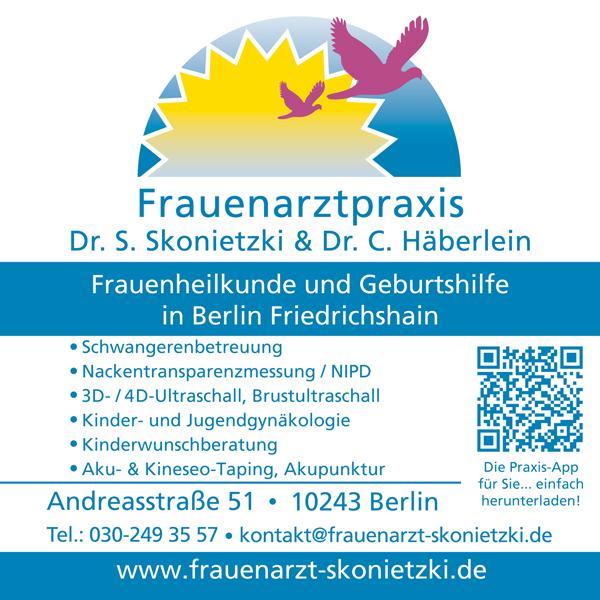 Frauenheilkunde und Geburtshilfe in Berlin-Friedrichshain