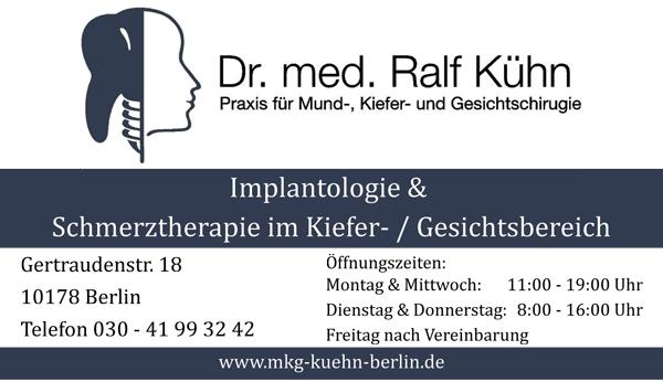 Kiefer & Gesichtschirurgie Dr. Med. Ralf Kühn