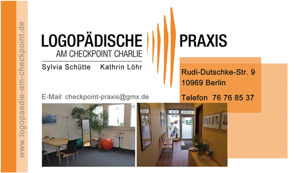 Logopädische Praxis Am Checkpoint Charly