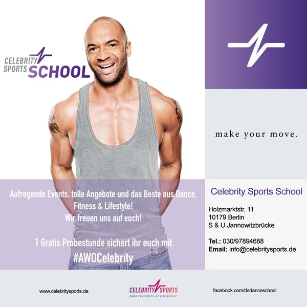 Celebrity Sports School