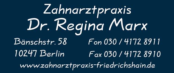 Zahnarztpraxis Dr. Regina Marx
