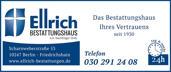 Ellrich Bestattungshaus