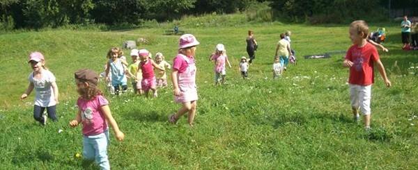 Globus-Projekt unterstützt die Kita Kinderlachen