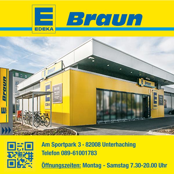 Job´s, bei Edeka Braun in München-Unterhaching