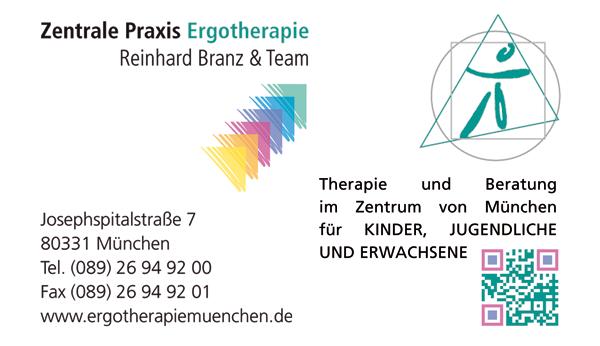 Job´s, bei Zentrale Praxis für Ergotherapie in München