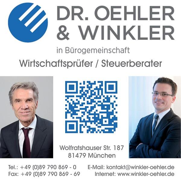 Job´s, bei Dr. Oehler & Winkler in München