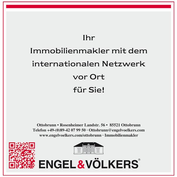 Job´s, bei Engel & Völkers in München-Ottobrunn