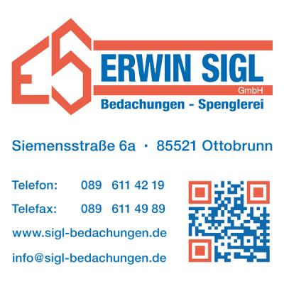 Job´s, bei der Dachdecker Erwin Sigl in München-Ottobrunn