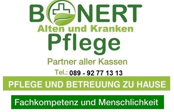 Aktuelles von Bonert Alten und Krankenpflege in München