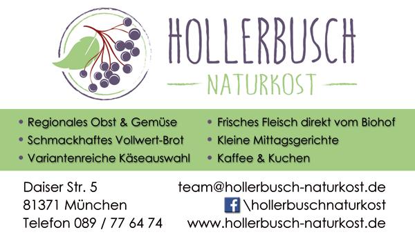 News von Hollerbusch - Naturkost -