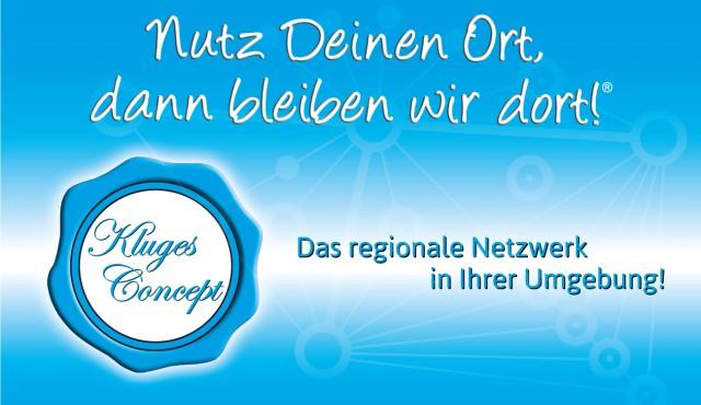 Informationen zu der neuen Datenschutz-Grundverordnung laut DSGVO, der Firma Kluges Concept