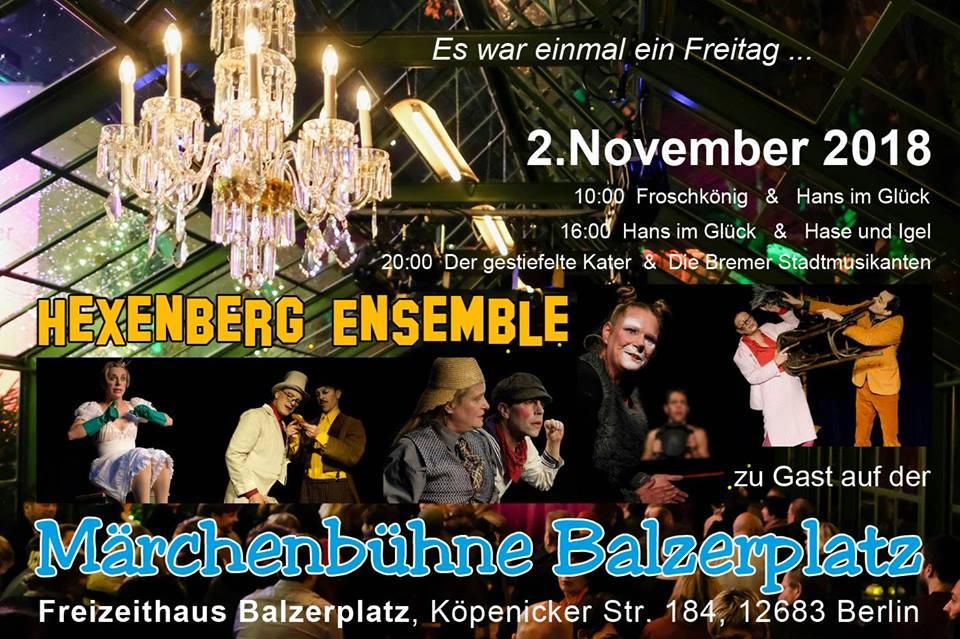 News von Freizeithaus Balzerplatz