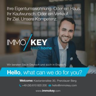 News von ImmoKEY | 100% Kaufpreisfinanzierung Wohneigentum