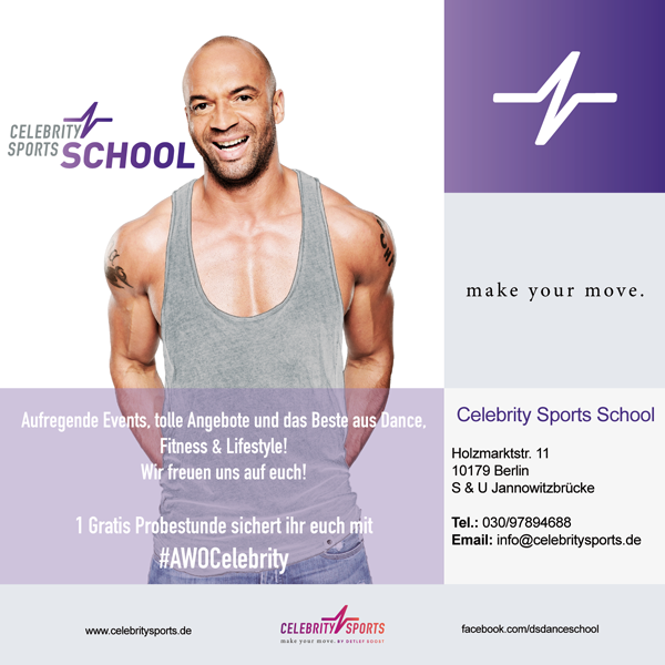 News von Celebrity Sports School