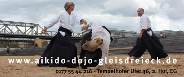Veranstaltungen bei AIKIDO am Gleisdreieck