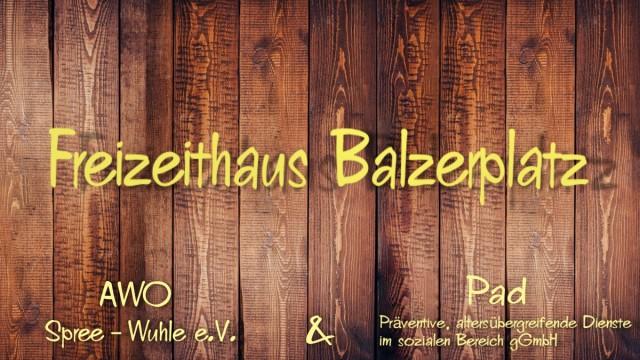 News vom Freizeithaus Balzerplatz