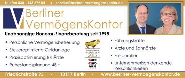 Werkstudent/in oder 450 €-Beschäftigung für kaufmännische Tätigkeiten am Standort Berlin-Mitte