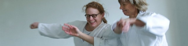 Aikido Grundlagen intensiv Seminar für Anfänger*innen und Einsteiger*innen. 15. Juni 2019 - 12 bis 14 und 15 bis 17 Uhr