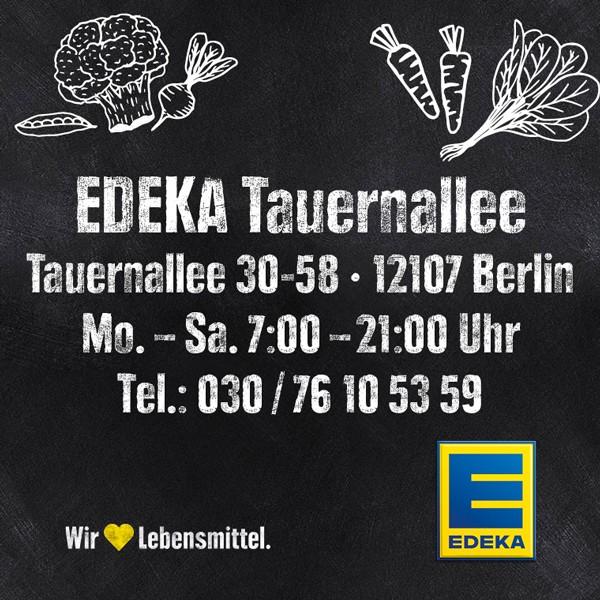 Wiedereröffnung EDEKA Markt in der Tauernallee, am 22.08.2019