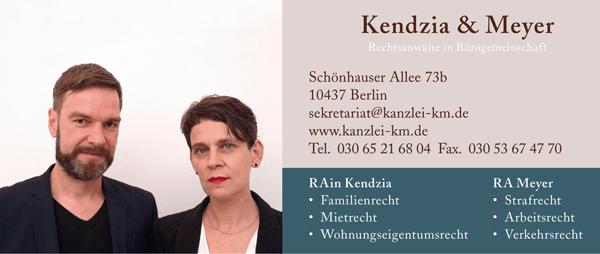 News von Rechtsanwälte Kendzia & Meyer