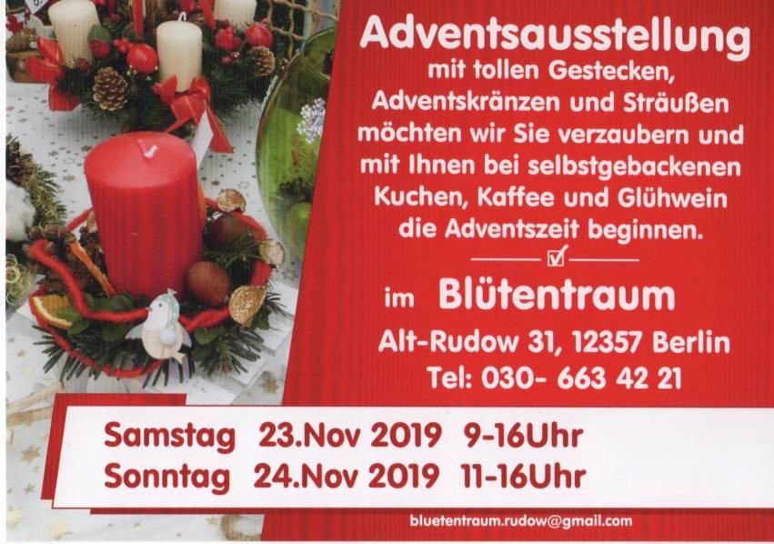 News von Blütentraum in Berlin-Rudow