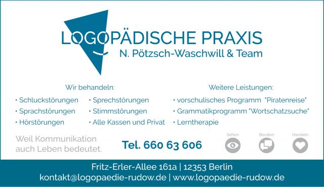 Logopädische Praxis sucht Unterstützung