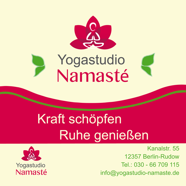 Wegen der aktuellen COVID-19 Lage ist unser Studio geschlossen, aber wir bieten Online Yoga Kurse an!