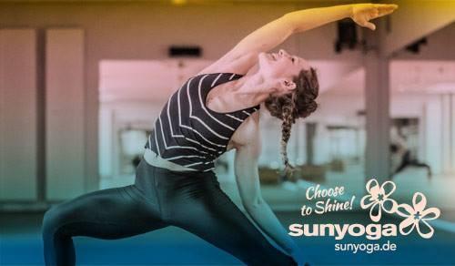 SunYoga FLOW – Special Class mit Jadi Carboni