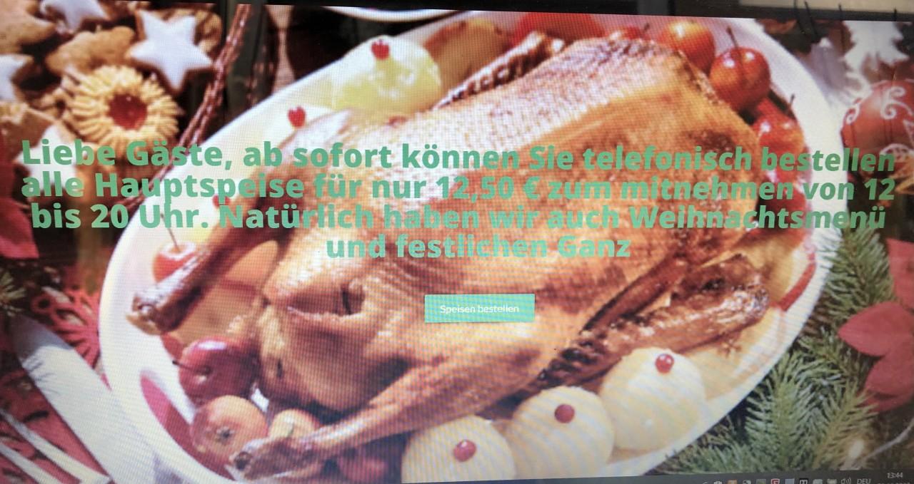 Wir liefern! Restaurant Guzulka in Berlin Rudow
