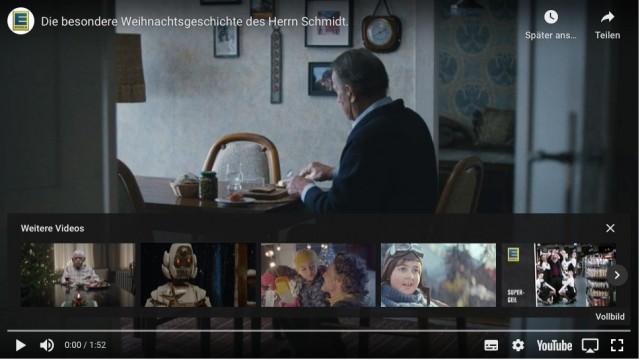 """Edeka Gracka """"Der Edeka Weihnachtsfilm"""""""