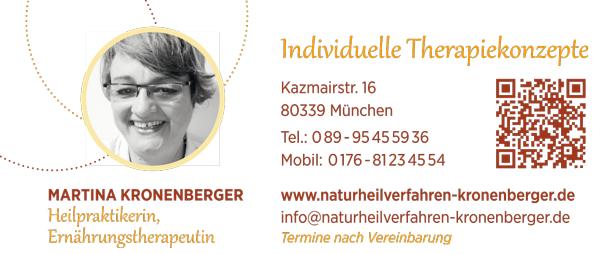 Naturheilpraxis Kronenberger in München