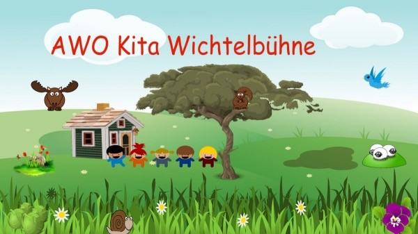Erzieher/-in gesucht für AWO Kita Wichtelbühne Berlin