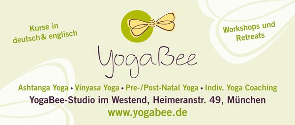 Aktuelles von YogaBee in München