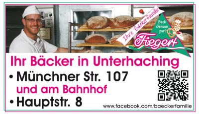 Job´s, bei Bäckerei Fiegert in München-Unterhaching-Ottobrunn