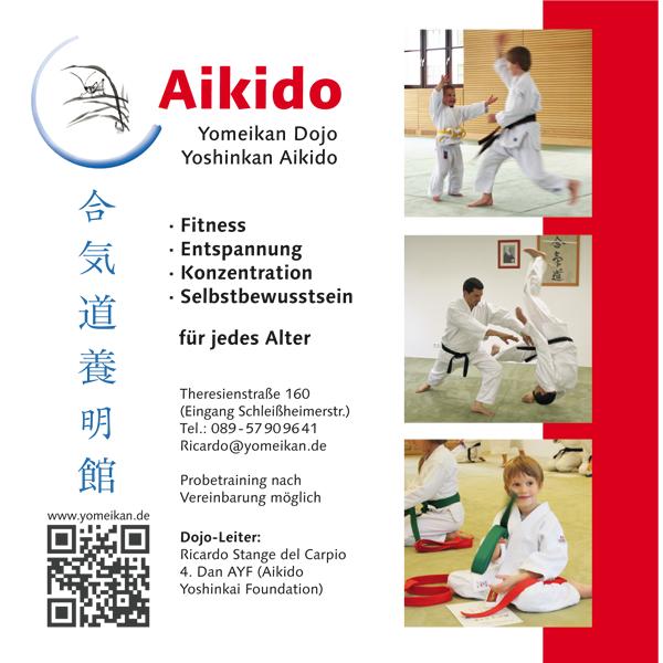 Yomeikan Aikido Dojo Termine