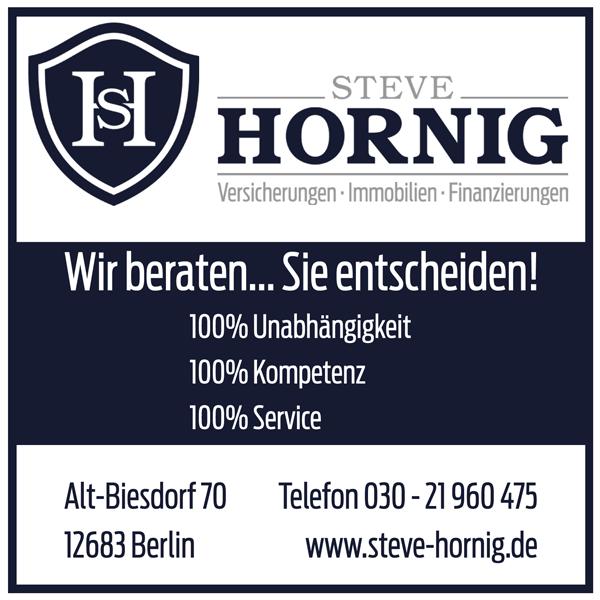 Versicherungen & Immobilien Steve Hornig