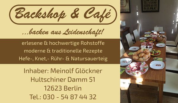Backshop & Cafe