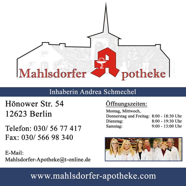 Mahlsdorfer Apotheke