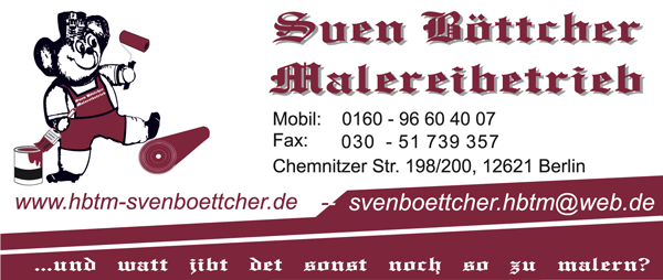 Malerbetrieb Böttcher