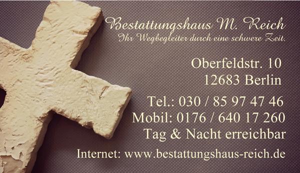 Bestattungshaus Reich