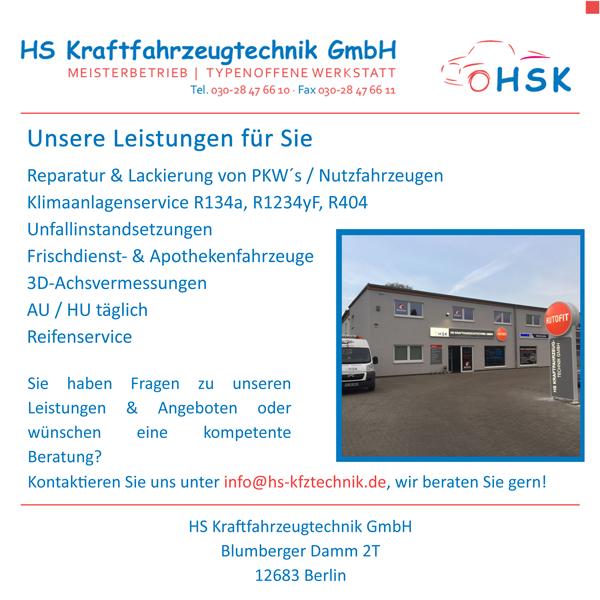 HSK Fahrzeugtechnik