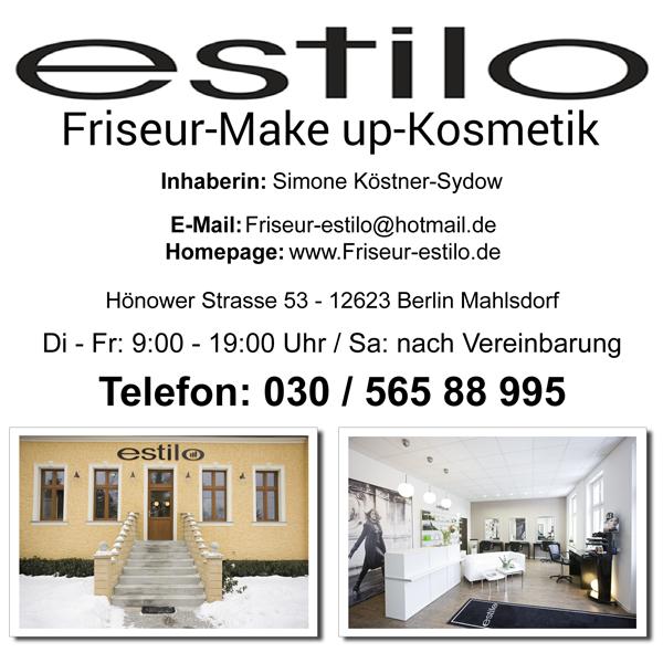 Estilo Friseur und Kosmetik