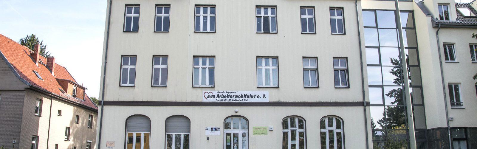 """Stadtteiltreff Mahlsdorf-Süd """"Haus der Begegnung"""""""