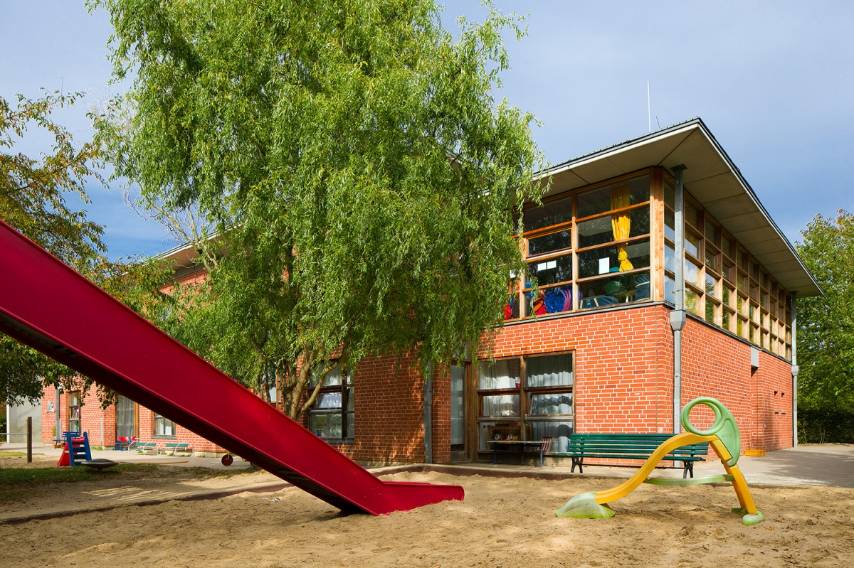 Kindergarten & Familienzentrum Busoni-Str.